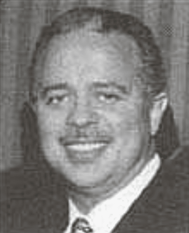 Dr. Andre Hornsby 2001-2003
