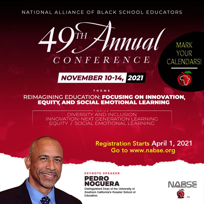 49th Annual NABSE Conference - Save The Date